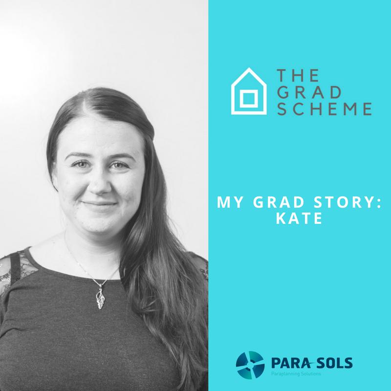 The Grad Scheme: Kate's Story