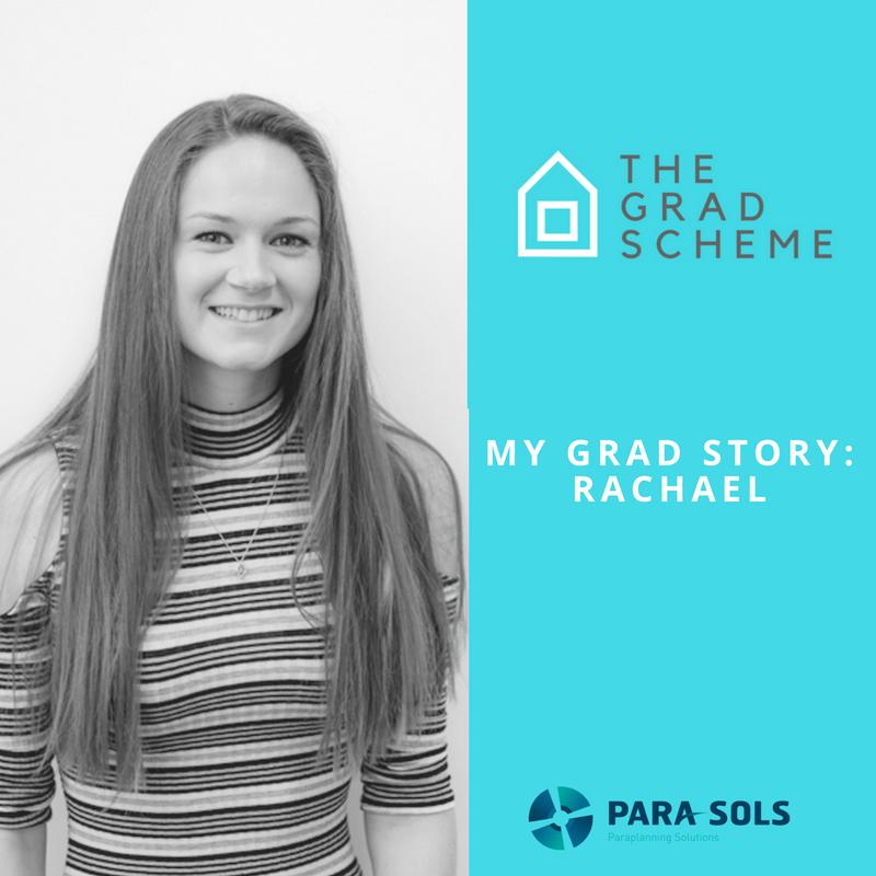 The Grad Scheme: Rachael's Story