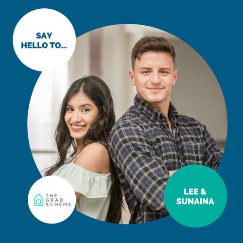 Say hello to… Lee & Sunaina