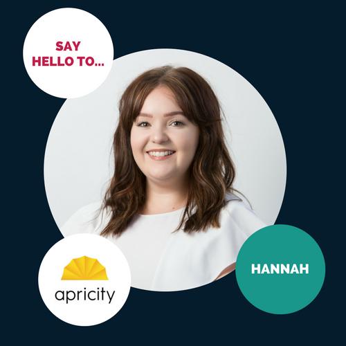 Say Hello to… Hannah