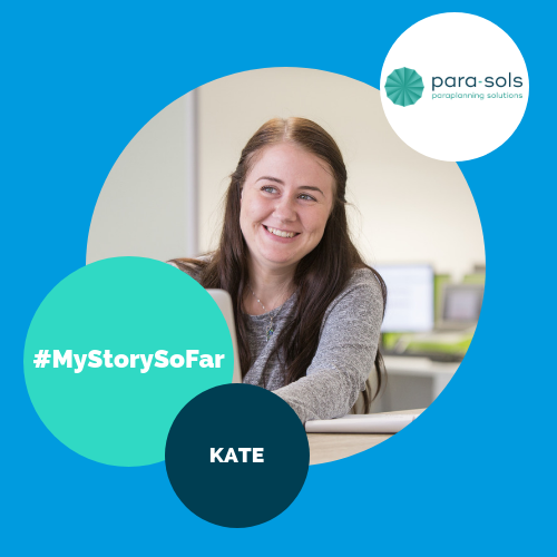 #MyStorySoFar… by Kate
