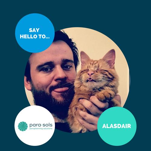 All about Alasdair